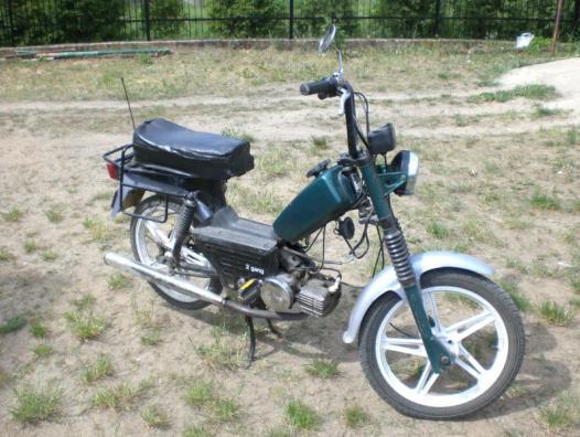 polskajazda motocykle sachs sachs madass 50. Black Bedroom Furniture Sets. Home Design Ideas