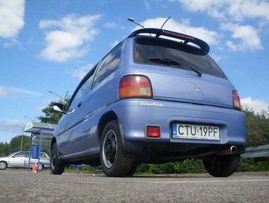 o Daihatsu Cuore »