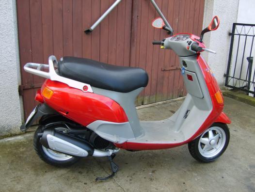 polskajazda motocykle piaggio piaggio skipper 125. Black Bedroom Furniture Sets. Home Design Ideas