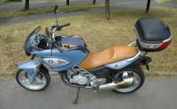 Polskajazda Motocykle Bmw Bmw F650 Cs