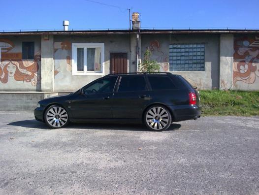 Polskajazda Wszystkie Samochody Audi Audi A4