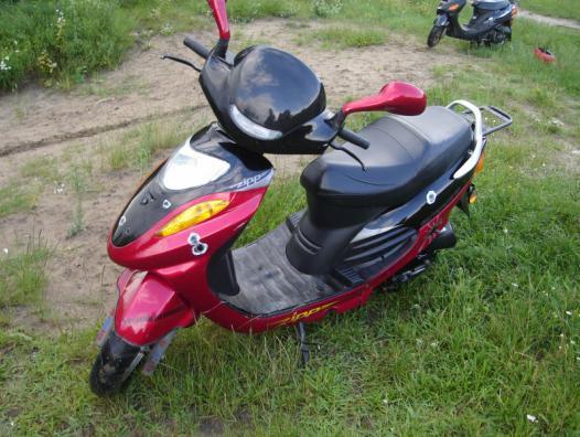 PolskaJazda Motocykle Zipp Zipp Smart