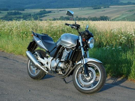 Polskajazda Motocykle Honda Honda Cbf 500