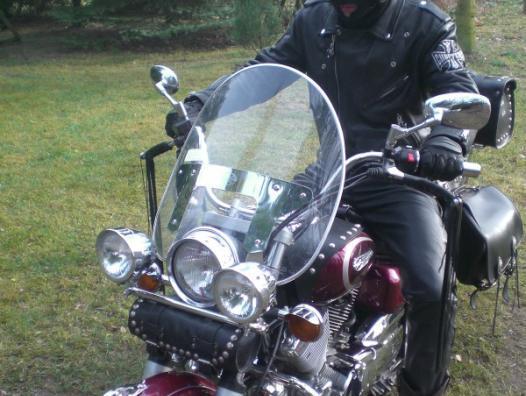 polskajazda motocykle yamaha yamaha xvs 125 dragstar. Black Bedroom Furniture Sets. Home Design Ideas