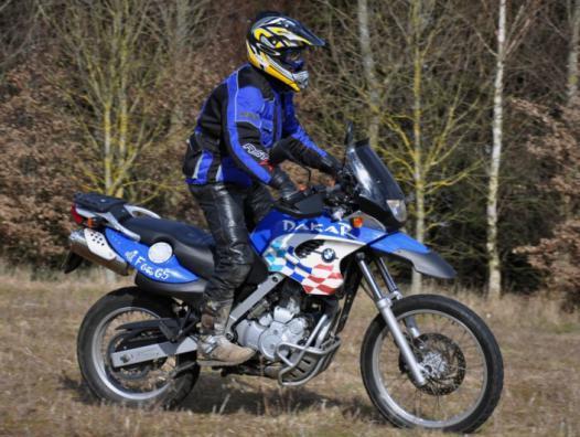 Polskajazda Motocykle Bmw Bmw F 650 Gs Dakar