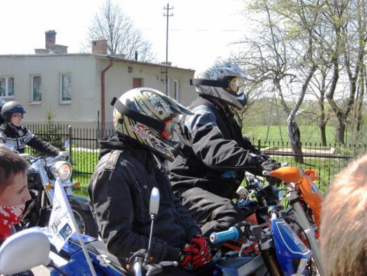 PolskaJazda Motocykle Gas EC Rookie 50
