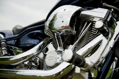 Harley Davidson Drag Bike