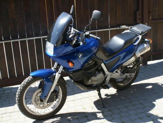 Polskajazda Motocykle Bmw Bmw F 650 St